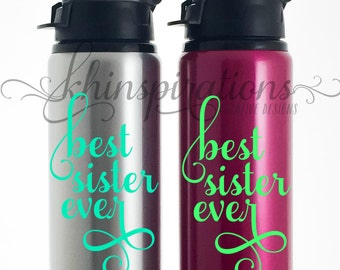 Sister Gift, Birthday Gift, Gift for Her, Gifts for Sister, Coffee Mug, Tumbler, Coffee Travel Mug, Water Bottle