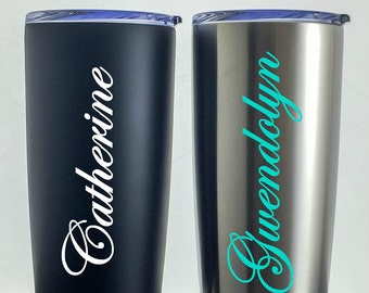 Personalized Travel Coffee Mug, Personalized, Travel Mug, Coffee Travel Mug, Coffee Cup, Coffee Mug, Tumbler, Monogram, Personalized, Mugs