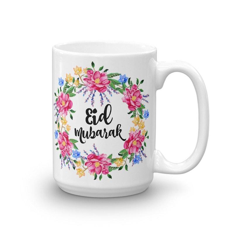 35 Eid Mubarak Stickers Muslim Islam Floral 208 Decorations Sticker Gift
