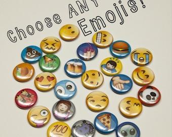 Emoji pin | Etsy