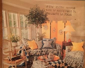 Better Homes & Gardens Butterick Pattern #4592