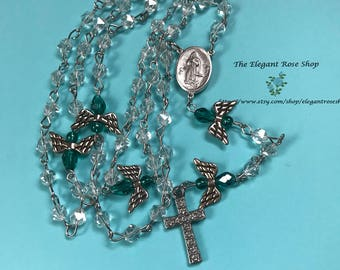 Beautiful Handmade Rosary