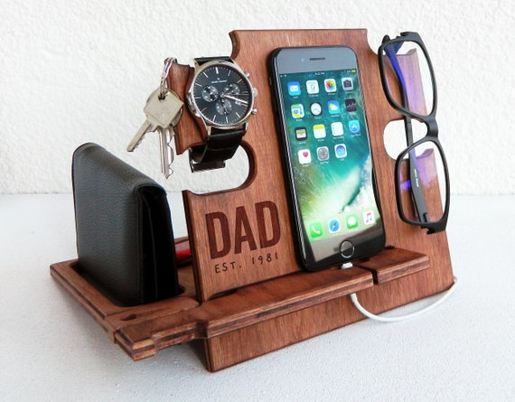 Gift Ideas For Daddocking Stationchristmas Giftcharging Etsy