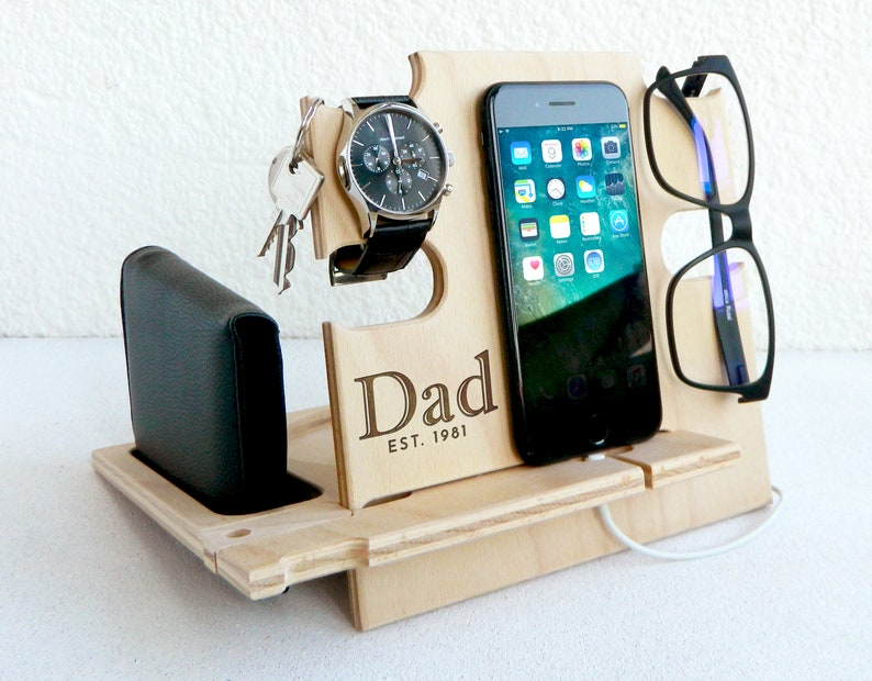 a376811bc0c7 Dad GiftsDocking StationGift MenGift for DadChristmas Gift