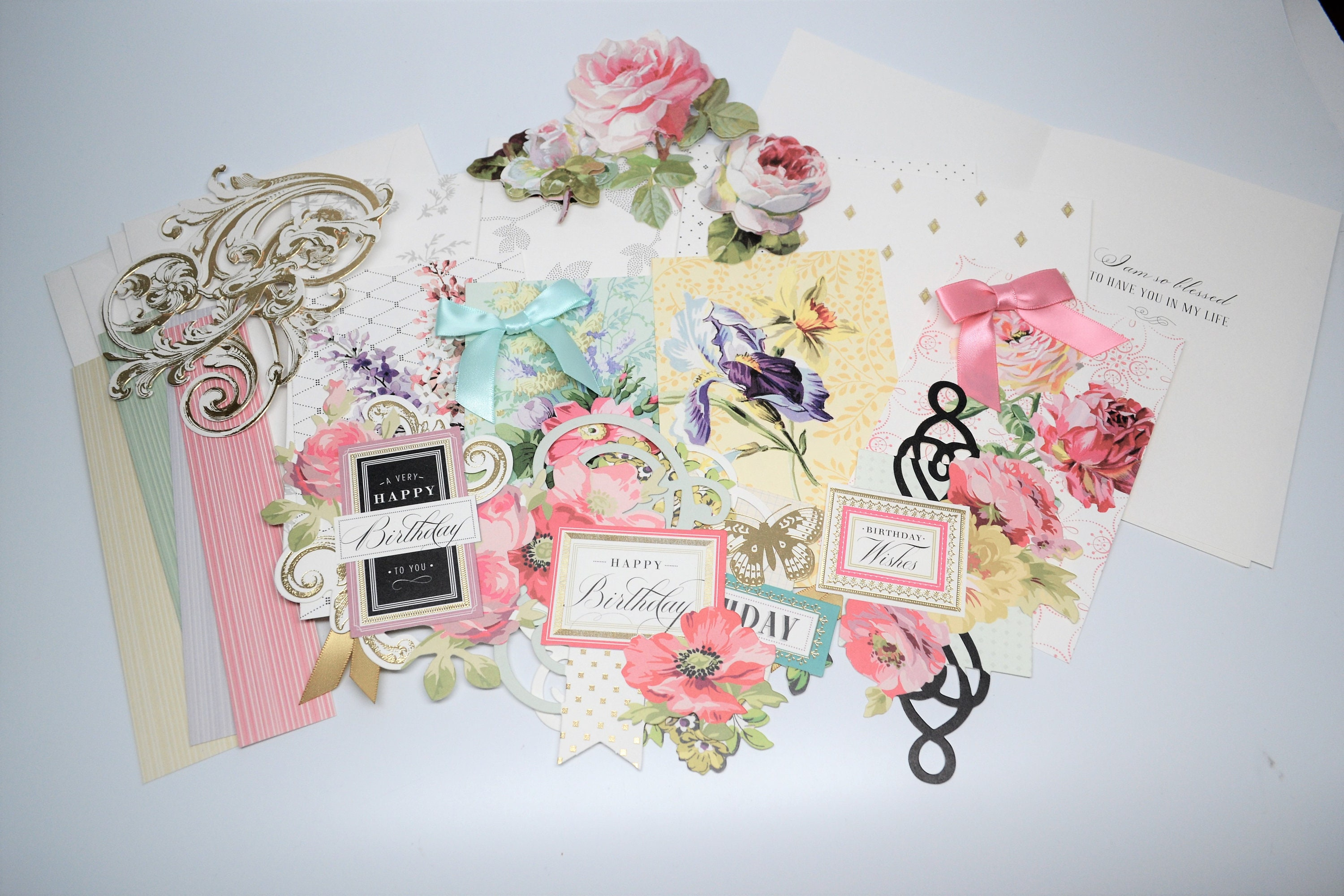 Greeting Card Embellishments Images Greetings Card Design Simple