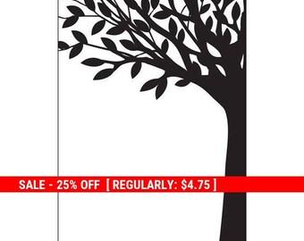 Leafy Tree Embossing folder by Darice Fall Tree Trunk for DIY Cardmaking