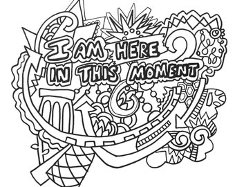 Owl Art Therapy Coloring Pages Stock Illustration - Illustration ... | 270x340