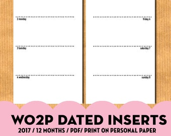 PERSONAL To do list with hearts and dots cute printable | Etsy