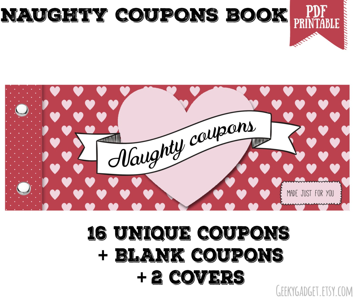 It's just a graphic of Delicate Printable Naughty Coupons