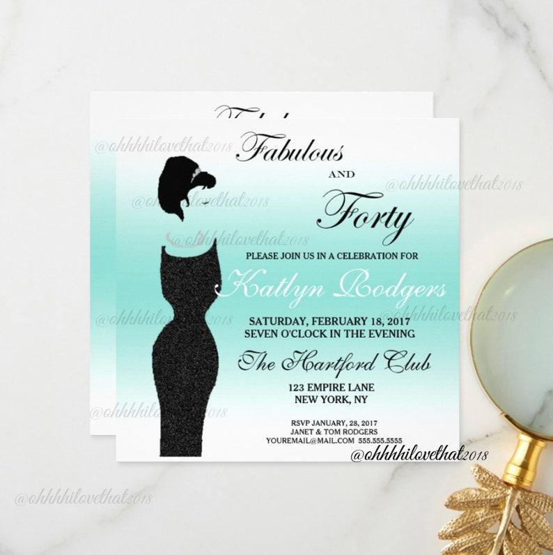 Classy & Fabulous Milestone Couture Birthday Celebration image 0