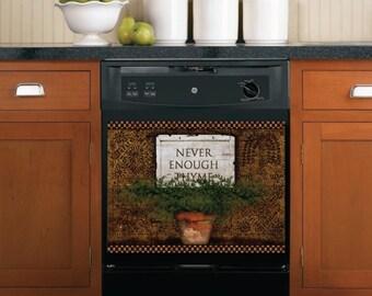 Sammeln Seltenes Mit Motiv Country Patchwork Heart Star Primitive Folk Art Dishwasher Magnet Kitchen Decor