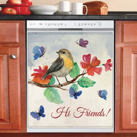 Primitive Country Dishwasher Magnet In 2018 Country Decor