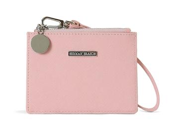 3cb229922bec Wallets For Women Rfid Blocking Credit Card Holder Slim Minimalist Wristlet Case  Wallet Zipper Pocket Gift for Her Birthday - Lush