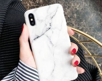 White Marble case.iPhone XR case.Clear iPhone 10 case.Marble iPhone XR case.Rubber iPhone XR case.Marble iPhone case.iPhone Xr case Marble