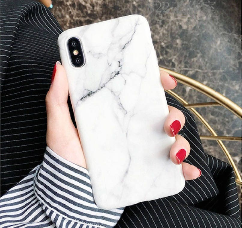 huge discount 9301c 35b82 White Marble case.iPhone X case.Clear iPhone 10 case.Marble iPhone X  case.Rubber iPhone X case.Marble iPhone case.iPhone X case Marble.Soft