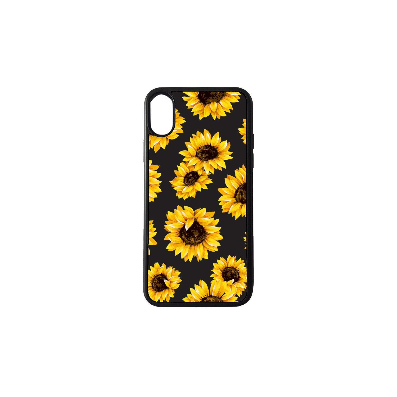 Sunflowers Floral Iphone 8 Case Iphone 8 Plus Case Iphone 7 Etsy