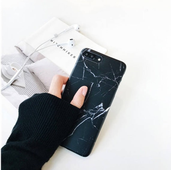 black marble case iphone 7