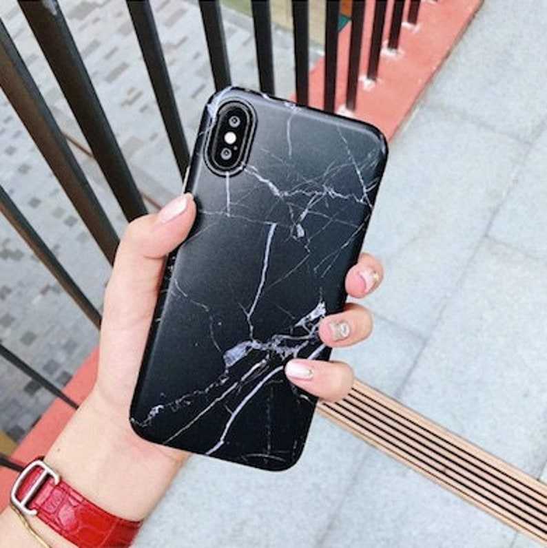 size 40 2c0b4 a7257 Black Marble case.iPhone XS MAX case.Marble iPhone Xs Max case.Black iPhone  Xs Max case.Rubber iPhone Xs Max case.iPhone Xs Max case Marble