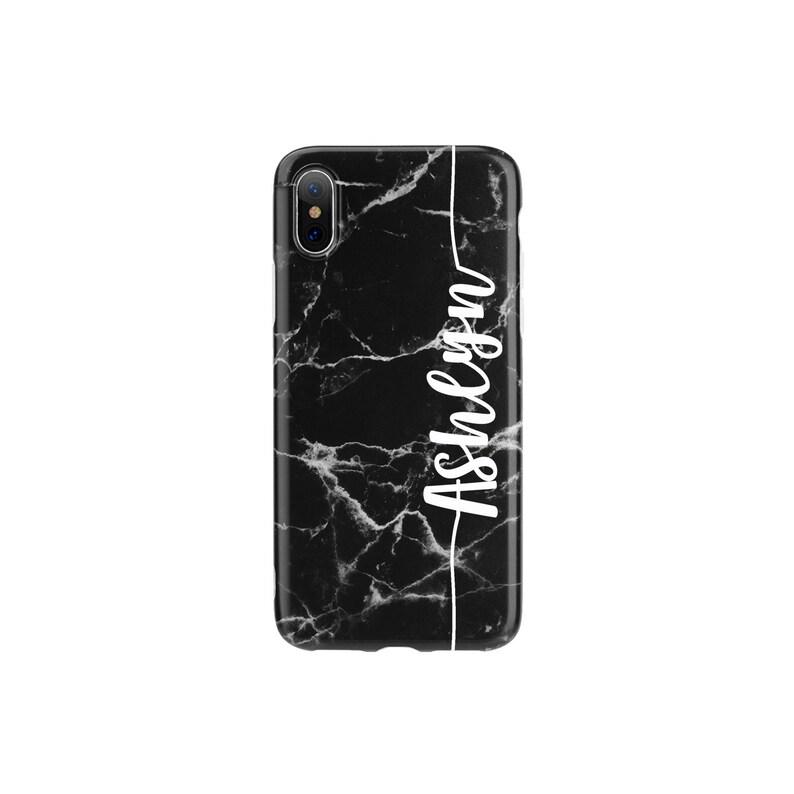 best loved 7d93a d77c9 Black Marble case.iPhone XS MAX case.iPhone 10 Max case.Marble iPhone Xs  Max case.Personalized iPhone Xs Max case.Custom.Monogrammed.Script