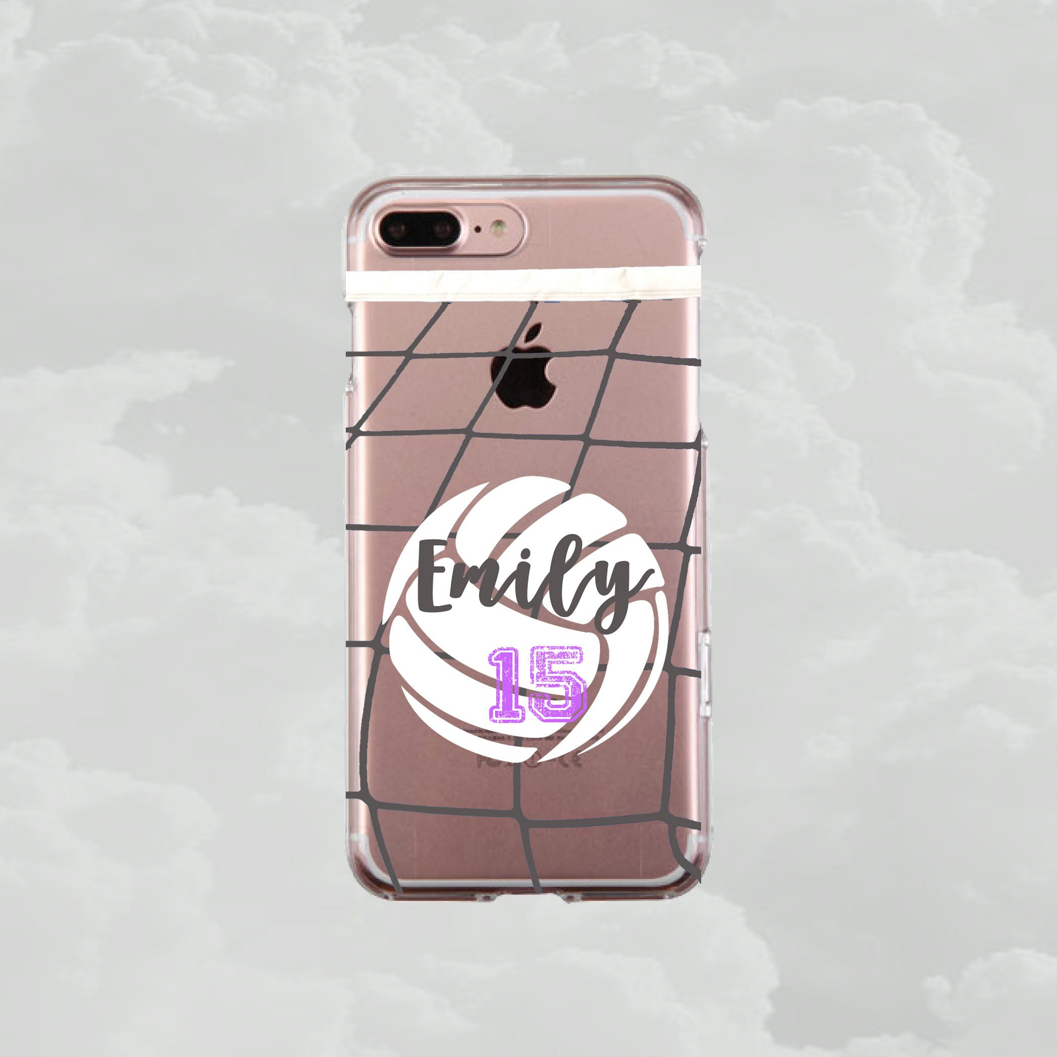 size 40 2bd01 a9c00 Custom Volleyball Case.Personalized Volleyball case.iPhone 6Plus Case  iPhone 6 Case iPhone Case iPhone 7 Case iPhone 7plus Case.Samsung case