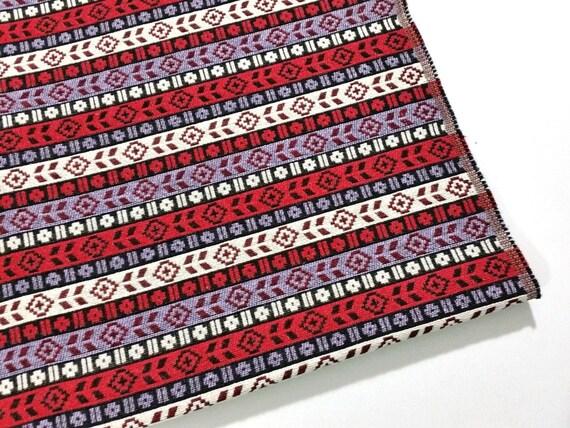 Ethnic Upholstery Fabric Kilim Fabric Aztec Home Decor Etsy