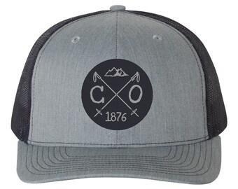 665cd7372040b Colorado Snap Back Ski Cap Available in Brown