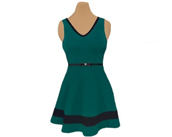 Eagles Skater Dress