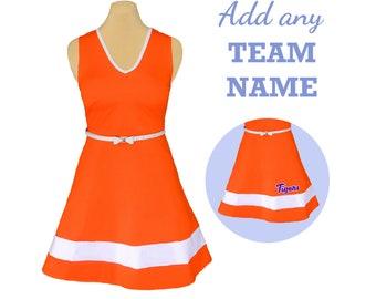 Clemson Game Day Skater Dress
