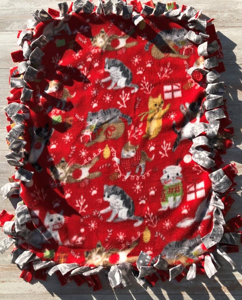 Cat Blanket C82,C65