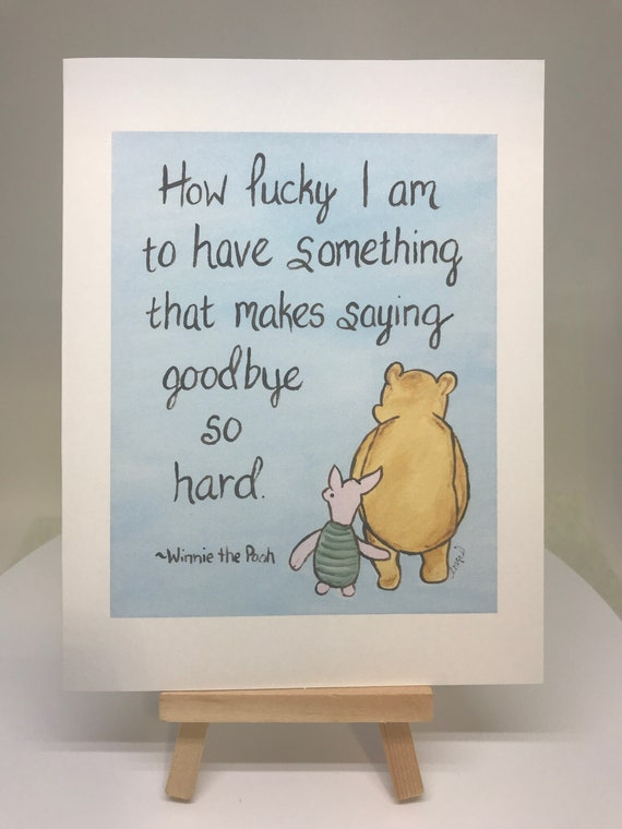 Classic winnie the pooh greeting card miss you cards saying etsy image 0 m4hsunfo