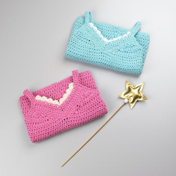 Crochet Pattern Crochet Baby Top Little Lace Tank Baby Etsy