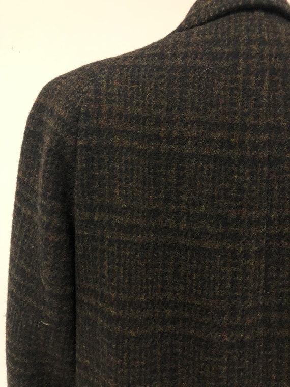 Vintage 1960's Tartan Coat - image 8