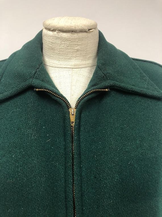 1940's Wool Work Coat - image 2