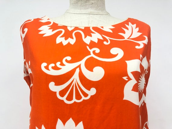 Vintage 1960's Hawaiian Sundress - image 3