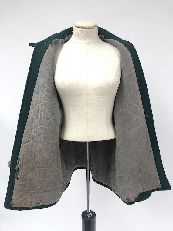 1940's Wool Work Coat - image 9
