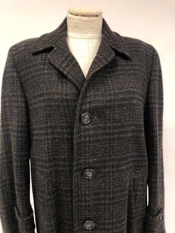 Vintage 1960's Tartan Coat - image 3