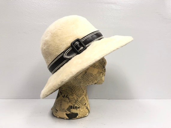 Vintage 1960's/70's Fur Hat