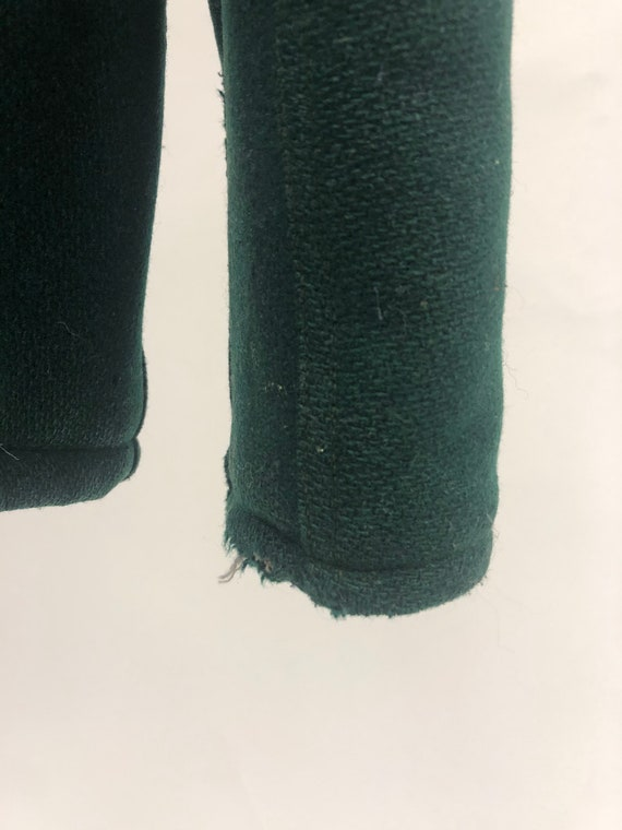 1940's Wool Work Coat - image 8