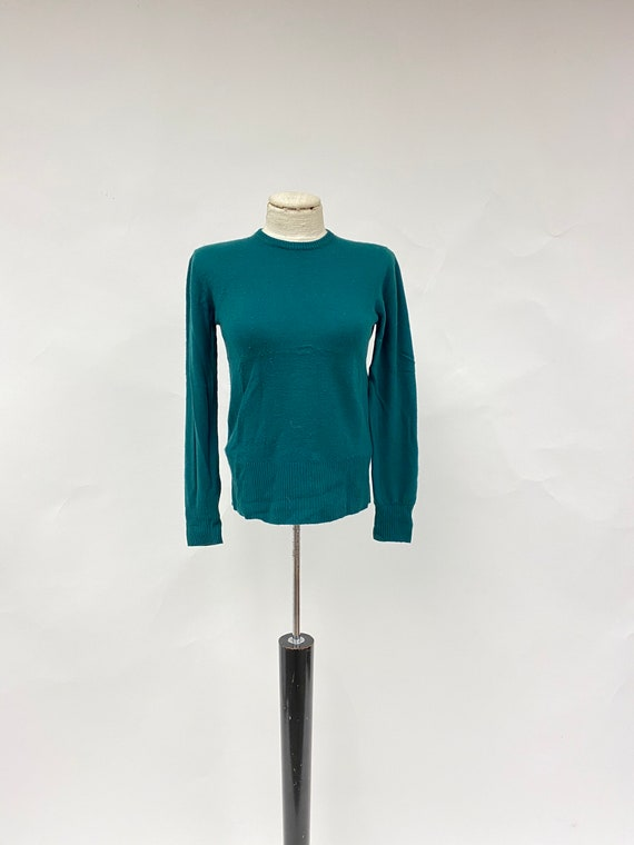 Vintage 1950's Cashmere Sweater