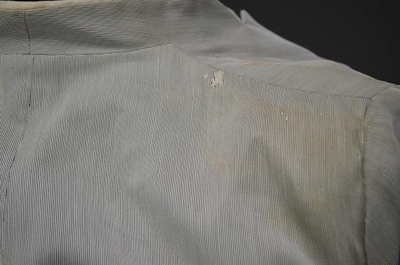 1940's/1950's Light Gray Skirt Suit - image 8