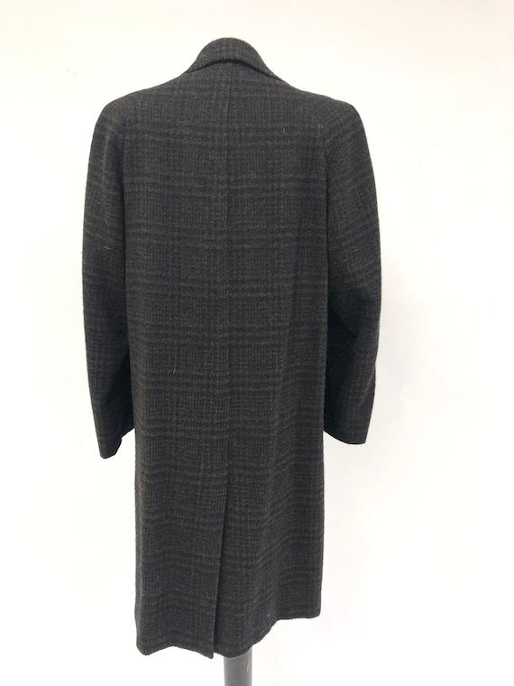 Vintage 1960's Tartan Coat - image 7