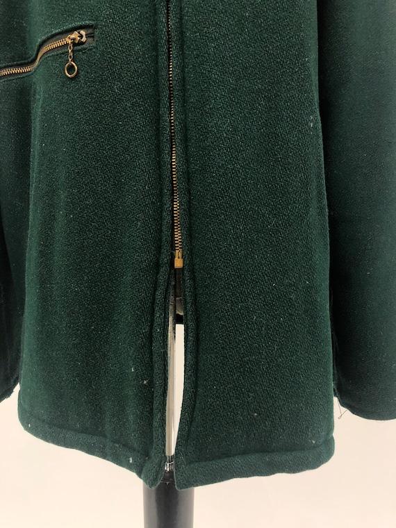 1940's Wool Work Coat - image 4