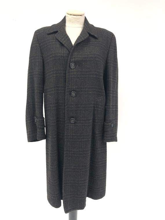 Vintage 1960's Tartan Coat - image 2