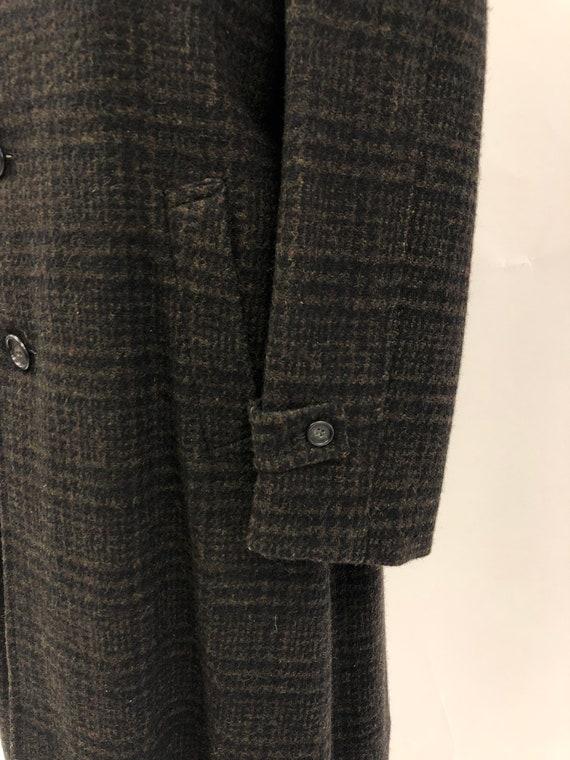 Vintage 1960's Tartan Coat - image 4