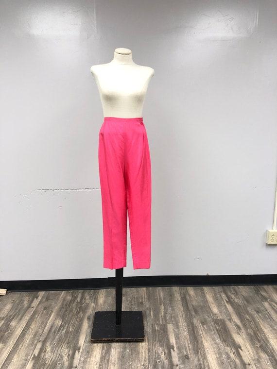 Silk Vera Trousers