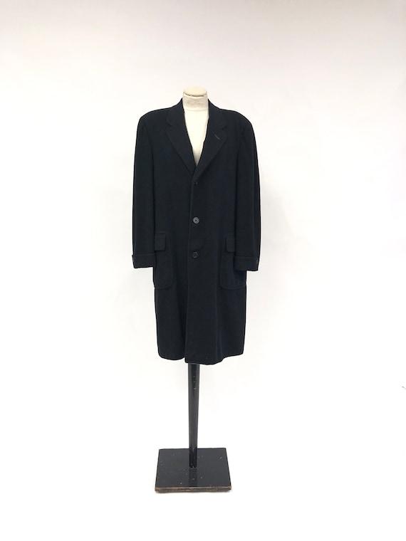 Vintage 1960's Overcoat