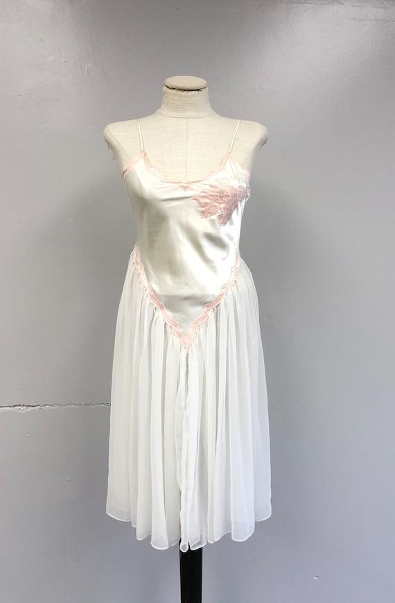 1930's Vintage Slip Dress