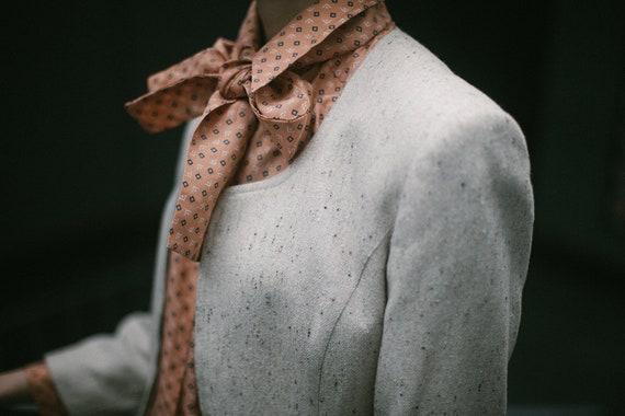 Vintage Two Piece Set / Vintage Women's Suit Set /
