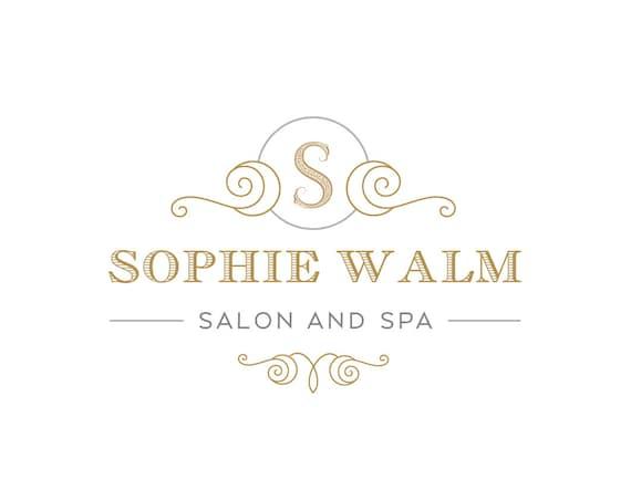 Beauty Salon Hair Salon Logo Design Branding Package Etsy