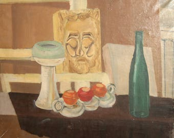 European art oil painting still life